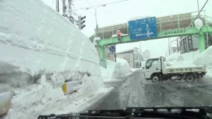 Snow Never Dispirit Us !!