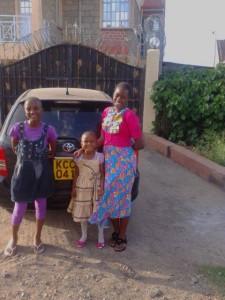 Customer's photo from Kenya : TOYOTA COROLLA FIELDER