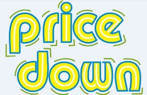 PRICE DOWN today!
