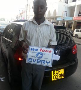 Customer's Voice―Kenya