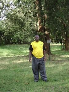 Diwani Mwamengo from Tanzania Dar es Salaam.