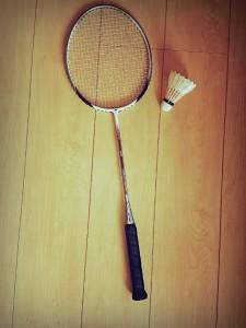 Badminton!!