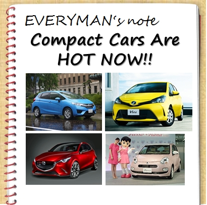 Compact Cars Are HOT NOW!!