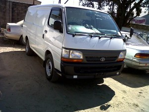 Toyota Hiace Van