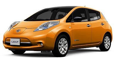 NISSAN LEAF New Model Now On Sale!!