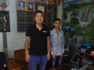 Custmer's Voice-MYANMAR