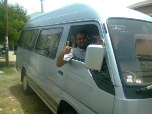 Nissan Homy Bus