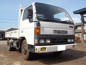 Stock introduction : 1996 MAZDA TITAN / 2TON! DUMP! REAR W TIRES! PS! PW!