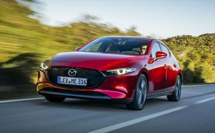 Mazda new MAZDA3 Axela full model change