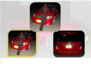 CONFIRMATION OF RECEIPT A CAR (MAZDA MPV)