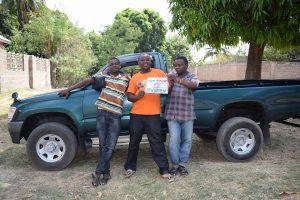 Custmer's Voice―Tanzania