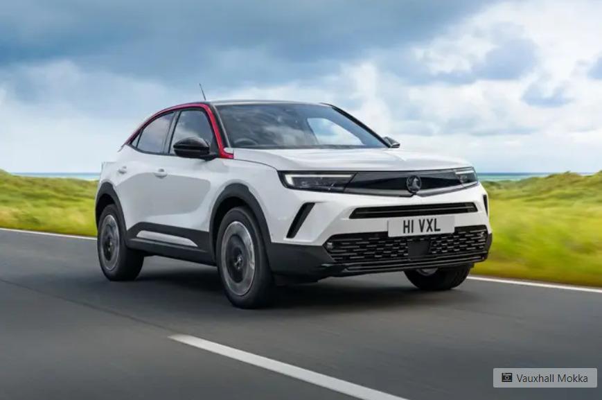 Opel New MOKKA | Japanese Used Truck and Car exporter ...