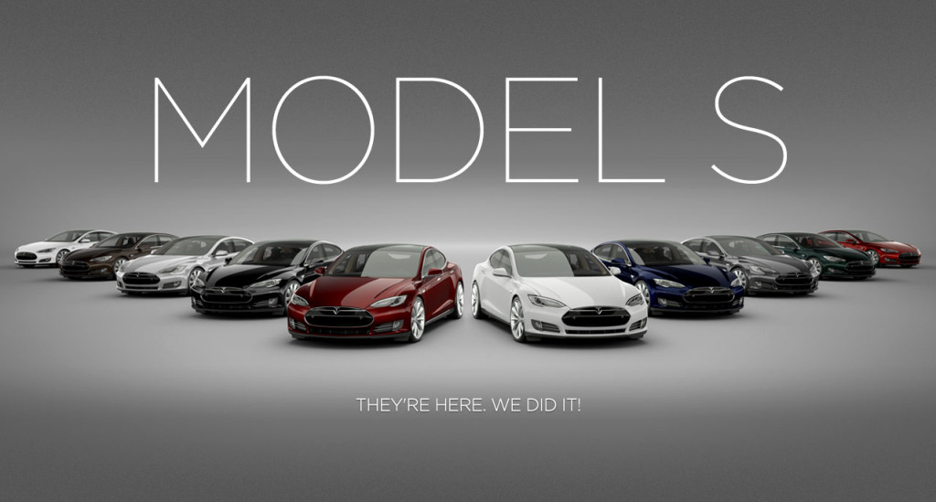TESLA MOTORS MODEL S | EVERYCAR JP BLOG