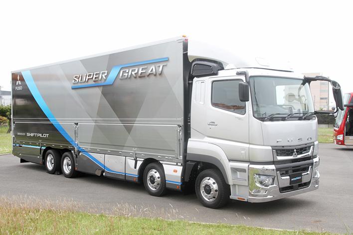 Best Used Trucks >> Latest MITSUBISHI FUSO SUPER GREAT   Japanese Used Truck ...