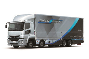 Woven Alpha and Mitsubishi Fuso have started joint research for the utilization of automatically generated maps.