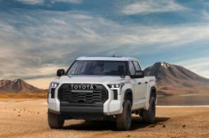 Toyota new Tundra 2022 model