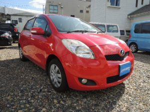 2008 RED VITZ TV! Clean!