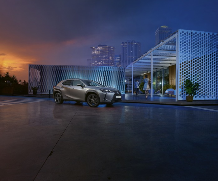 Lexus New UX250h Premium Sport Edition UK Released December 2, 2020
