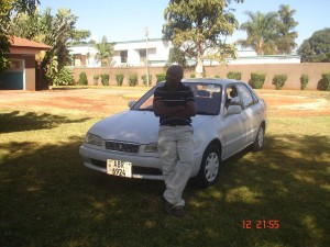 Shula Edwin Chanda from Zambia, Africa