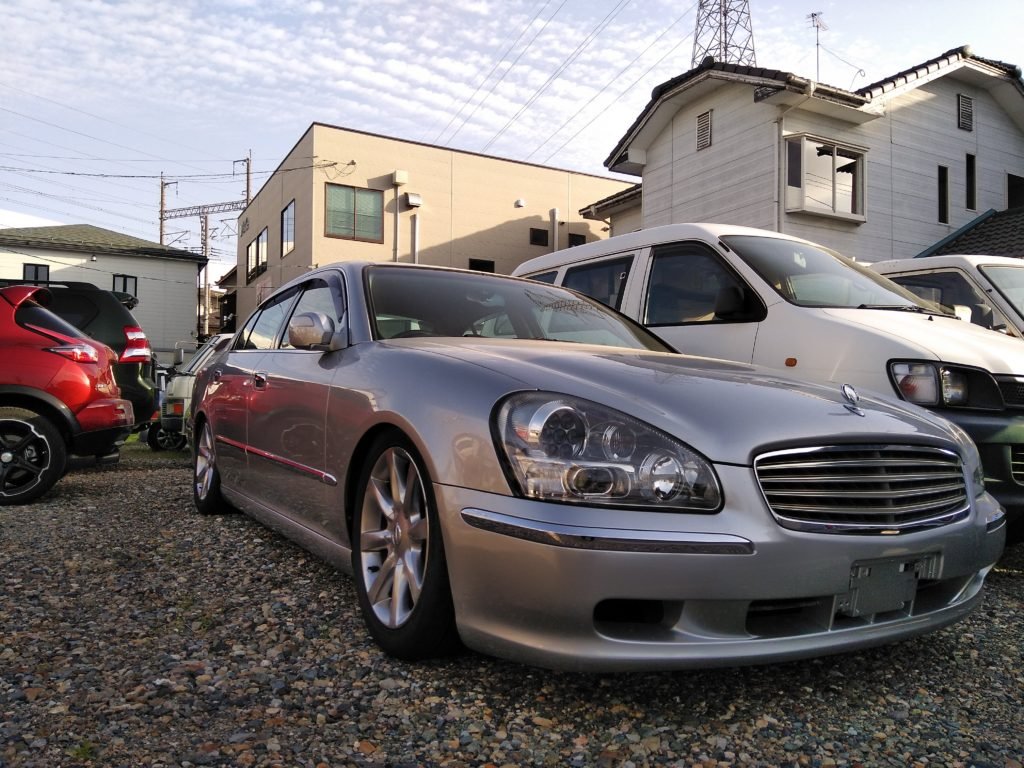 I got my new car / Nissan Cima | Japanese Used Truck and ...