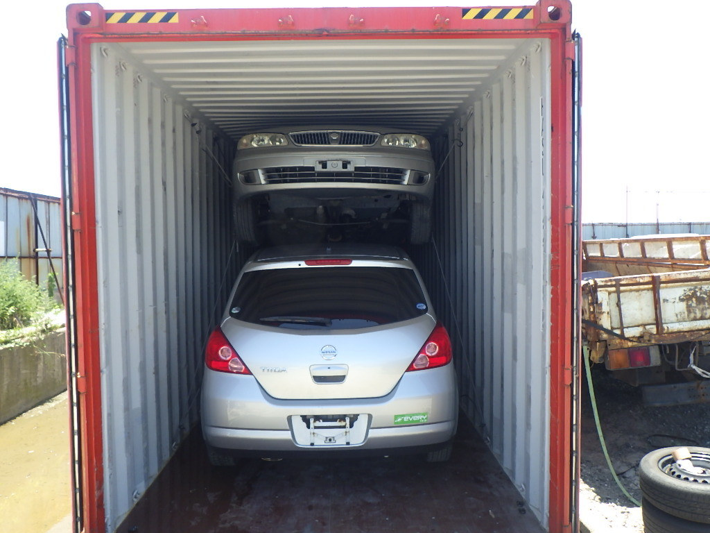Cost Of Shipping Car >> USED CARS & PARTS Container Shipping | Japanese Used Truck ...