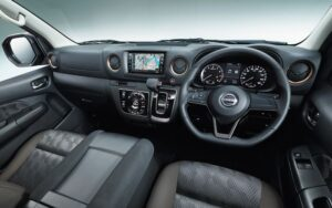 Nissan new caravan gasoline car minor change car name change special specification car