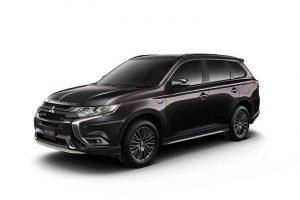 Mitsubishi New Delica D: 5 Outlander PHEV