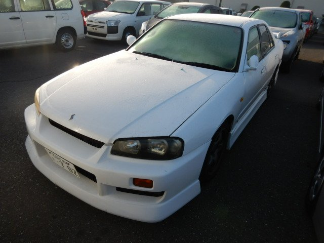 NISSAN SKYLINE 25GT-X TURBO