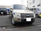 MITSUBISHI PAJERO 4WD LONG