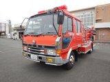 MITSUBISHI FIRE TRUCK 6D16 ENGINE