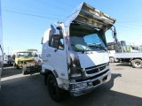 MITSUBISHI FIGHTER CHASSIS TARBO E/G:6D16