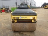 BOMAG ROLLER 3.6 ton