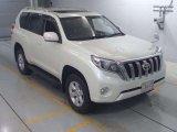 TOYOTA LAND CRUISER PRADO TX L-PKG 4WD