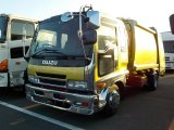 ISUZU FORWARD GARBAGE TRUCK
