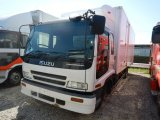 ISUZU FORWARD FREEZER  2.35TON