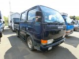 NISSAN NISSAN TRUCK FLAT WCAB 4WD E/G:TD27