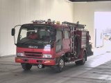 ISUZU FORWARD FIRE TRUCK
