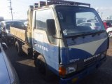MITSUBISHI CANTER 4D33 Engine / High deck / Dump / In Mombasa port now